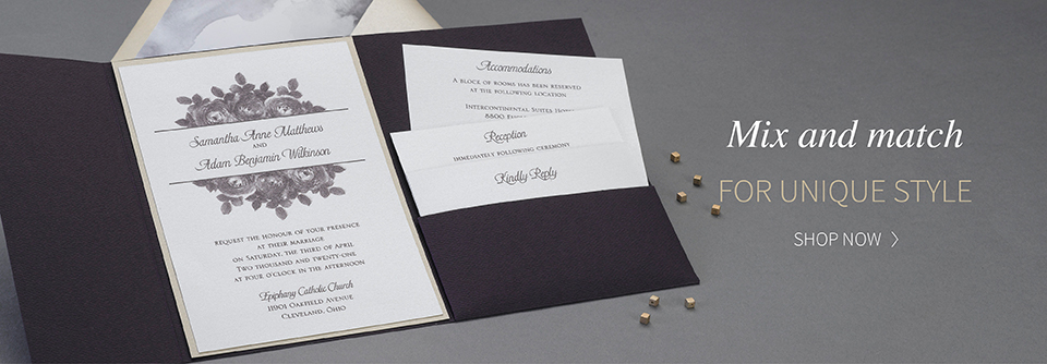 Buy Wedding invitation in Arabic USA   Amana Printing